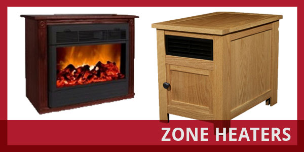 Zone Heaters