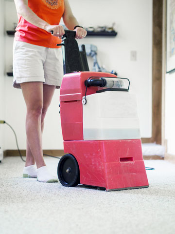 Carpet Cleaners For Sale Or Rent